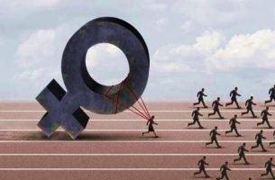 Seksisme dat het voor vrouwen zwaarder maakt om mee te doen aan de race