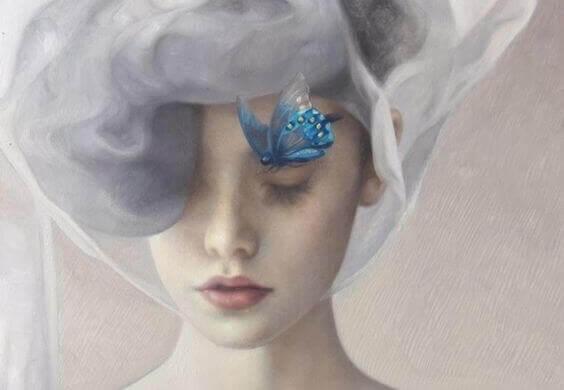 Een vlinder die dacht dat hij nog een rups was: een verhaal over transformatie