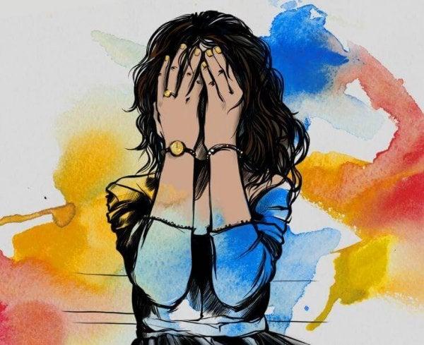 Vrouw wordt duizelig van alle misvattingen over de behandeling van depressie