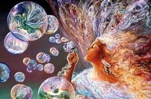 Vrouw die weet: ik moet emotionele volwassenheid ontwikkelen