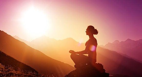 Mediteren met mantra's