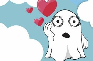 Klein spookje omdat het artikel gaat over ghosting