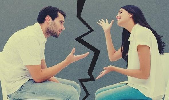 Discussie tussen twee mensen