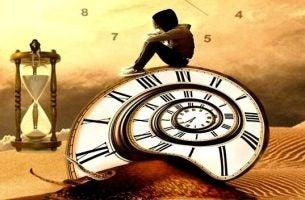 Tijd verspillen
