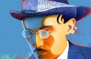 Fernando Pessoa vanwege de prachtige citaten van Fernando Pessoa