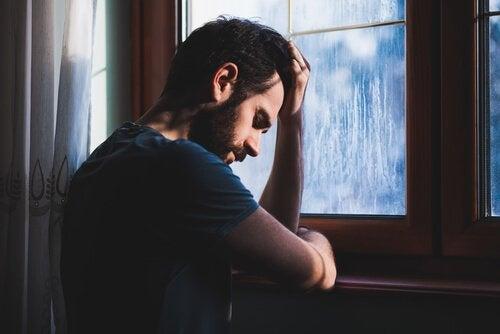 Man gefrustreerd vanwege erectiestoornis