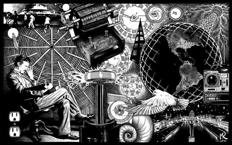 Nikola Tesla en zijn uitvindingen