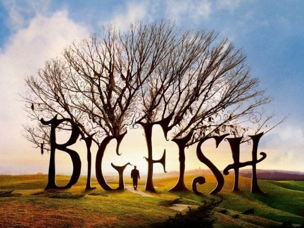 Big Fish de film