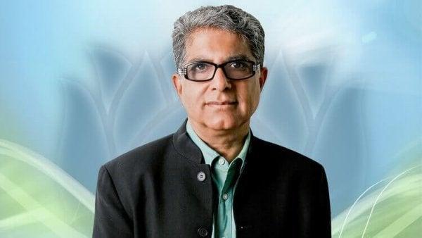 Spirituele leiders, Deepak Chopra