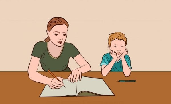 Je kind helpen met zijn huiswerk: 5 tips om het goed te doen