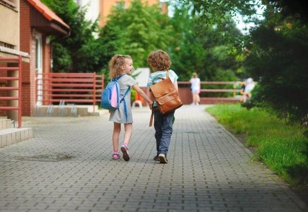 Leertheorie van Piaget over kinderen