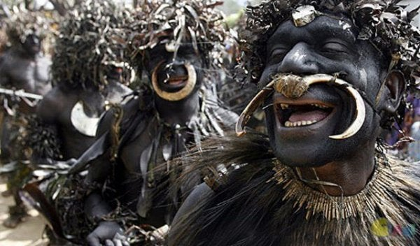 Afrikaanse stam
