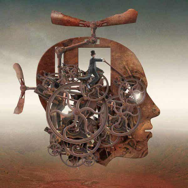 De homunculus van Penfield stelt de hersenen voor in een menselijke vorm
