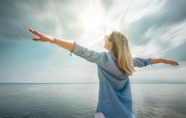 Je dromen waarmaken leidt tot een gevoel van bevrijding