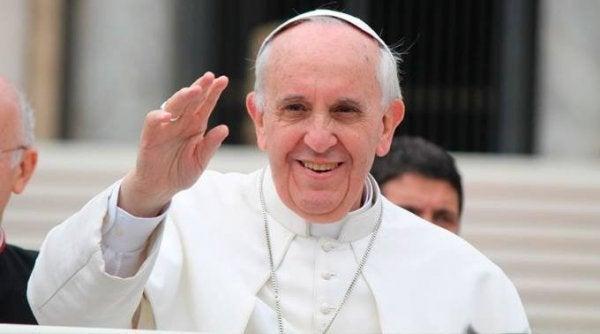 Spirituele leiders, paus Franciscus