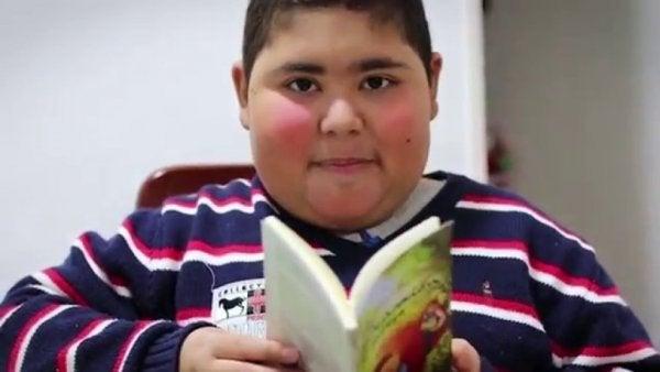 De jongen die ons toonde dat lezen een medicijn is