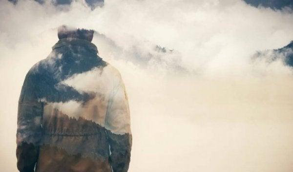 Stress en angst voelen alsof je in de mist staat