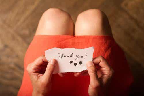Dankbaarheid ontwikkelen: drie oefeningen