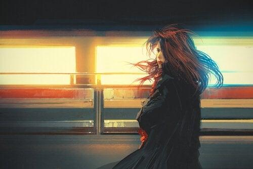 Eén trein missen... een gemiste kans betekent niet dat de kansen op zijn