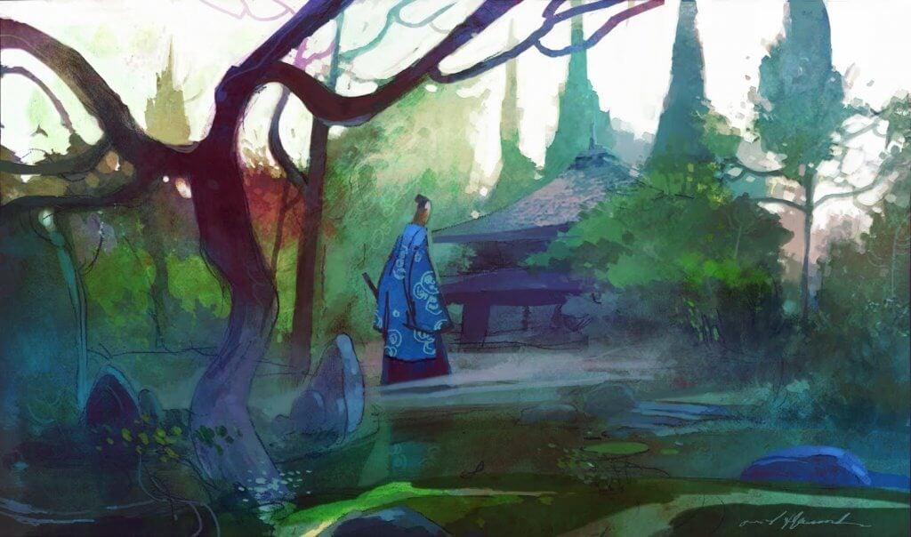 Het aangrijpende verhaal van de oude man en de kraanvogel