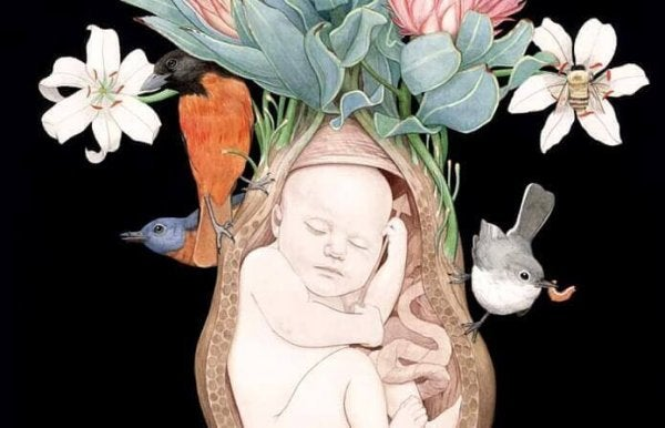 Prenatale psychologie: een gezonde band met de baby opbouwen