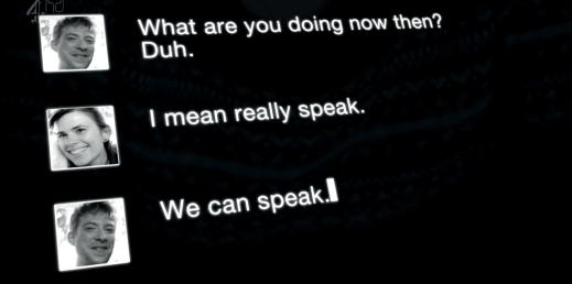 Black Mirror-app om met de doden te chatten