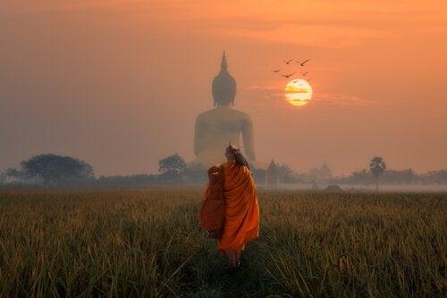 De boeddhistische psychologie kan je helpen om met pijnlijke gevoelens om te gaan
