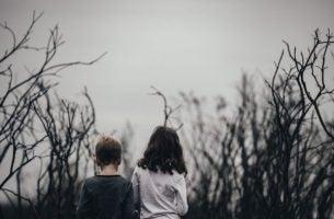 Depressies bij kinderen