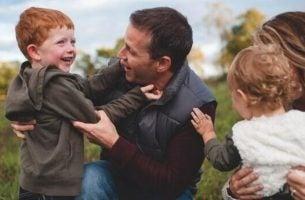 Co-ouderschap is een nieuwe manier om kinderen op te voeden