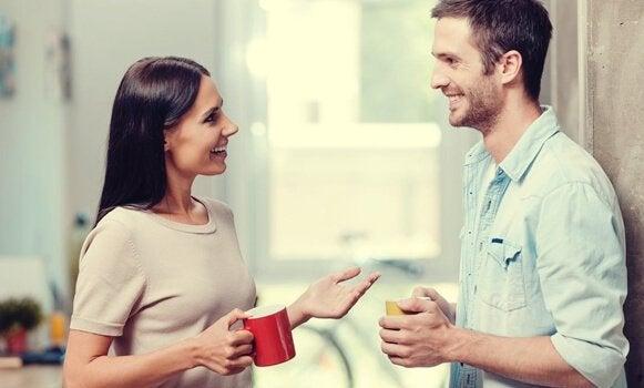 Een positief gesprek kan je hersenen veranderen!