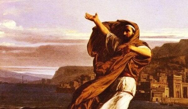 Demosthenes, de grote stotterende redenaar