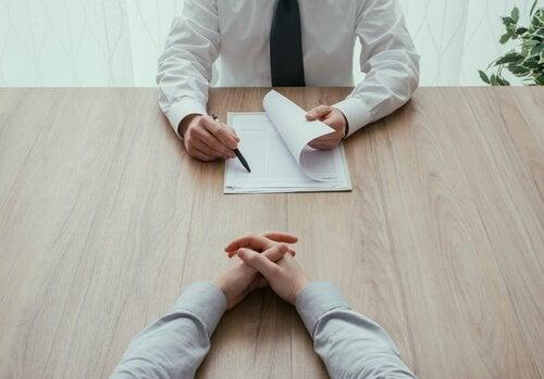 5 strikvragen bij een sollicitatiegesprek