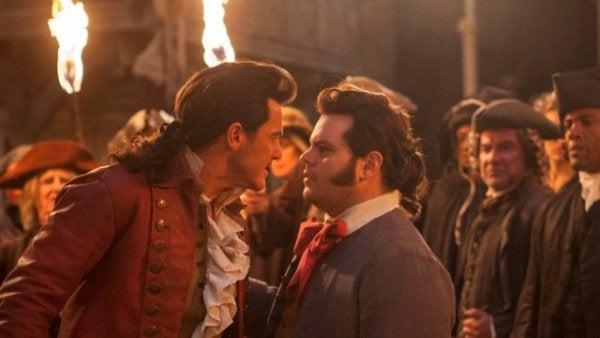 Gaston en Le Fou