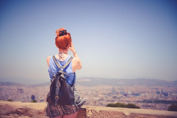Jezelf loskoppelen van je werk door op reis te gaan