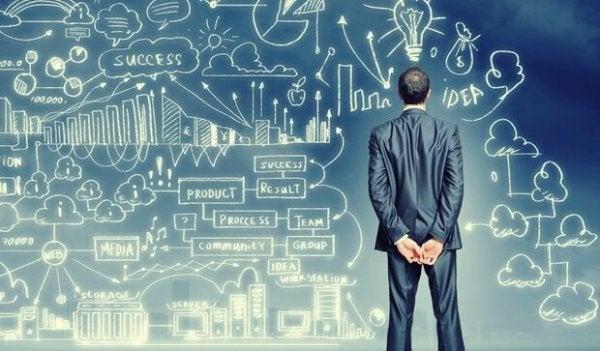 Strategisch denken is een manier om richting aan je leven te geven