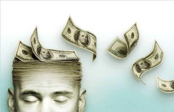 Hoofd van bankbiljetten