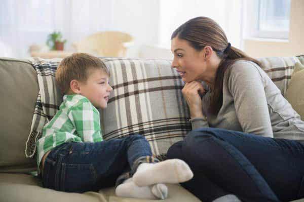 6 tips om de communicatie tussen ouders en kinderen te verbeteren