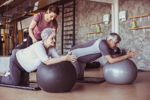 Psychologische voordelen van pilates
