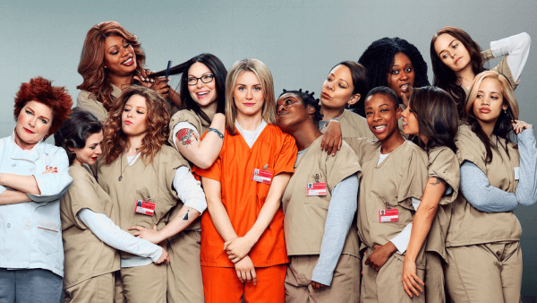 Orange is the New Black - een realiteit voor veel vrouwen