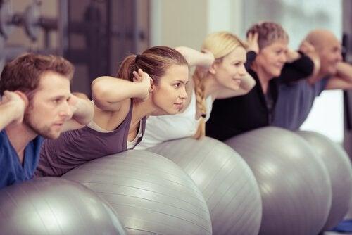 Zes psychologische voordelen van pilates