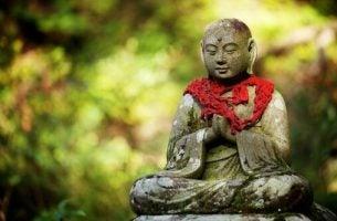 Boeddha over oprecht liefhebben