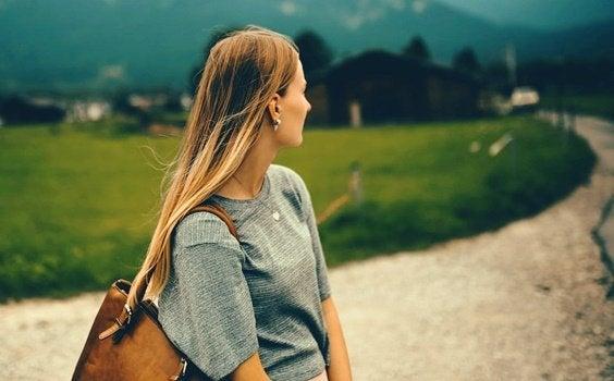 Afstand nemen van jezelf voor een betere toekomst