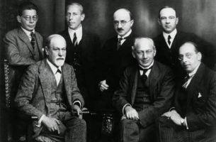 Freud en andere bedenkers binnen de psychoanalyse