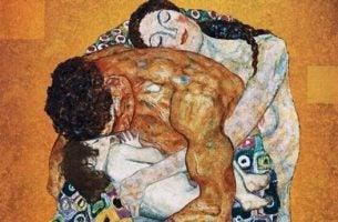Gezin geeft elkaar een knuffel: het belang van sorry zeggen