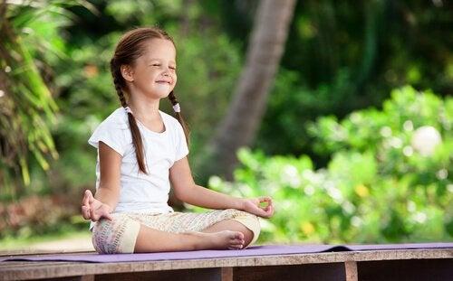 Mindfulness voor kinderen: leren om emoties te sturen