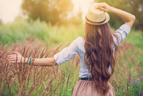 De sleutel tot geluk is weten dat je niet verloren bent