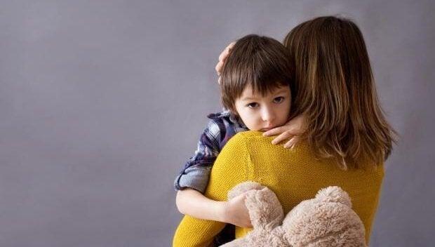 Een moeder en haar kind