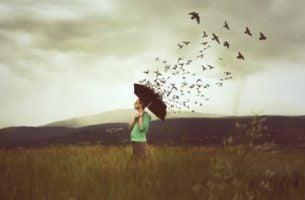 Man met gekwetste gevoelens