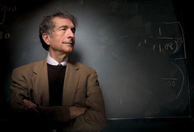 Foto van Gardner, die veel invloed had op de cognitieve psychologie
