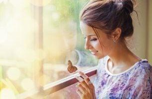 Positieve emoties die worden geassocieerd met geluk
